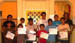 Final Infantil Jaque 64 2011 – 2012