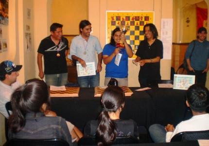 Guilermo Paez Ganador Rendimiento 2011