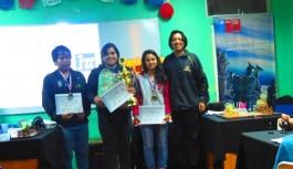 El XII Torneo Maestro Ajedrez de Fiestas Patrias fue para Guillermo Páez
