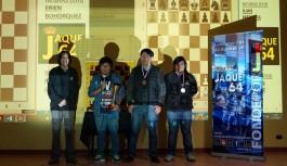 SEBASTIAN GUTIERREZ ganó el Torneo Open XXX Arica 2015