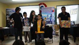 Iñaki Vergara fue el Campeón del IV Torneo de Maestros Kids IRT Artica 2016