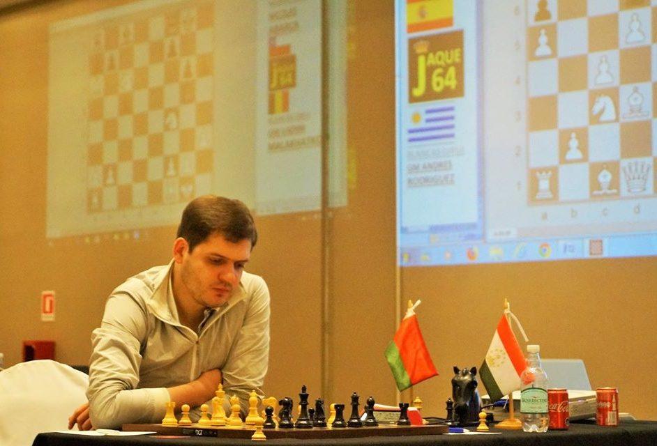 13 GM Kirill Stupak (Bielorrusia)