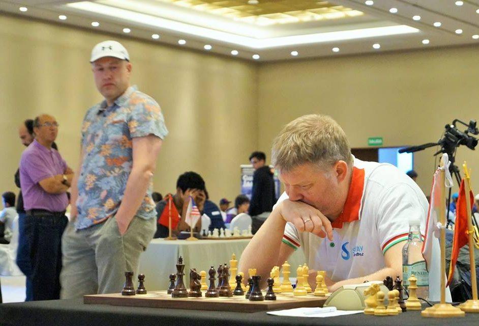 29 Shirov and Shabalov