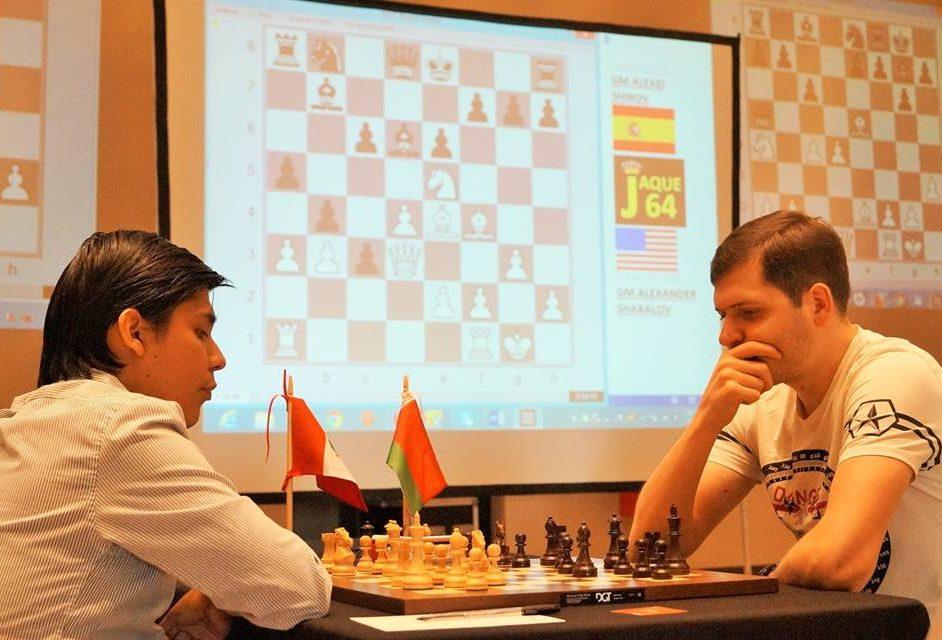 34 Im Terry (Peru) vs GM Stupak (Bielorrusia)