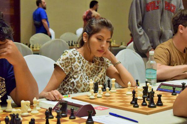 45 WFM Maria Ramirez (Bol)