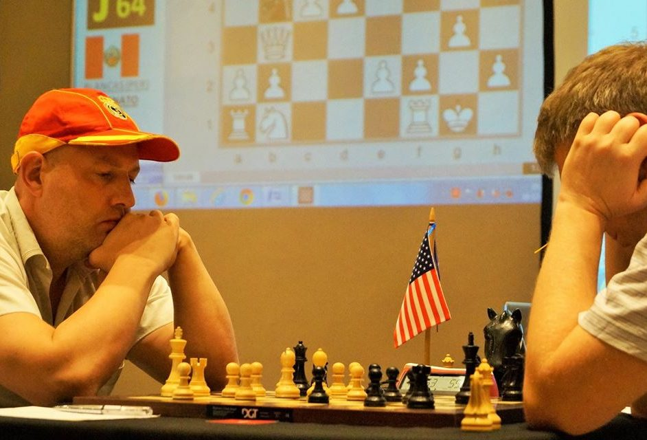 Gm Shabalov vs Gm Shirov