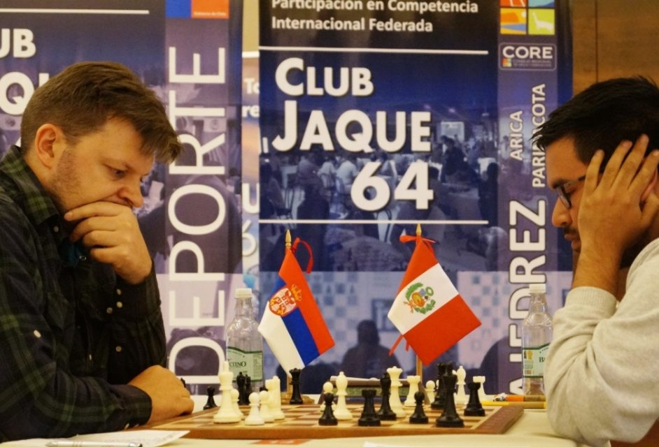 58 IM Stamenkovic (Serbia) vs Arias (Peru)