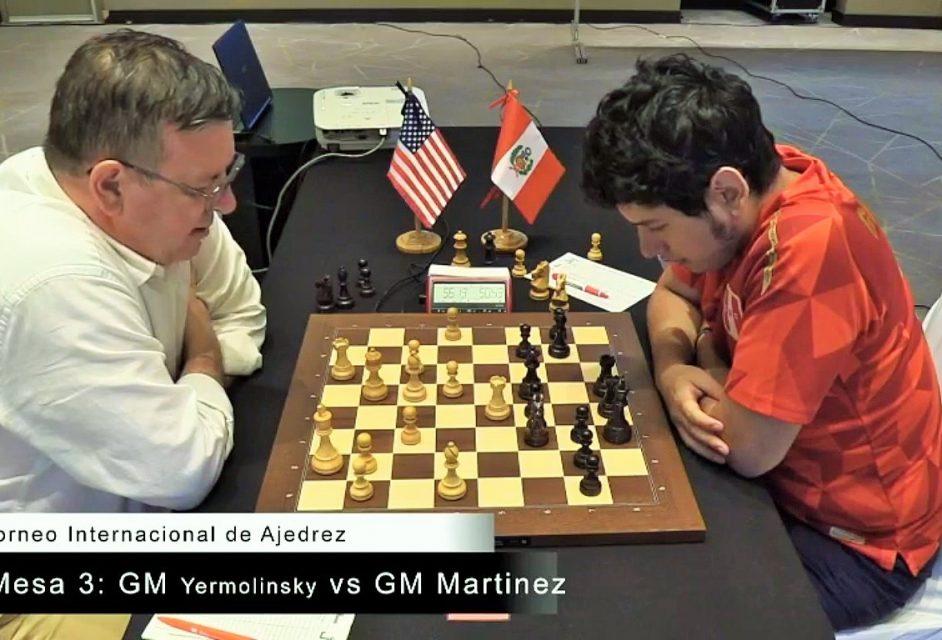 R7, Gm Yermolinsky. Gm Martinez